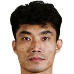 Zheng Zhi foto do rosto