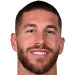 Sergio Ramos headshot