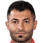 Mohammad Ebrahimi foto do rosto