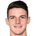Declan Rice headshot