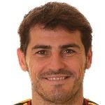 Fotoretrato de Iker Casillas