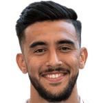 Nicolás González headshot