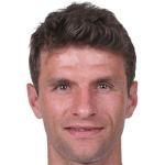 Thomas Müller foto do rosto