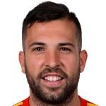 Jordi Alba headshot