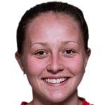 Camilla Linberg foto do rosto