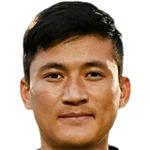 Tenzin Thinley foto do rosto