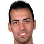 Sergio Busquets headshot