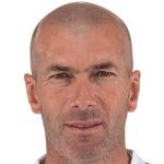 Zinédine Zidane headshot