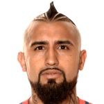 Arturo Vidal headshot