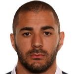 Karim Benzema headshot
