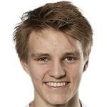 Martin Ødegaard foto do rosto