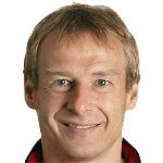 Jürgen Klinsmann foto do rosto