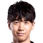 Park Yong-ji foto do rosto