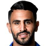 Riyad Mahrez headshot