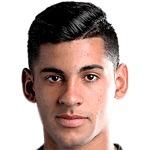 Cristian Romero foto do rosto