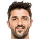 David Villa headshot