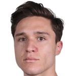 Federico Chiesa headshot