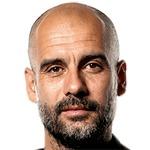 Pep Guardiola headshot