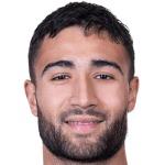 Nabil Fekir headshot