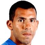 Carlos Tevez headshot