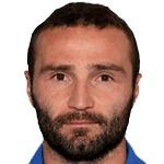 Dimitris Salpingidis Portrait