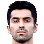 Mehrdad Tahmasbi Portrait