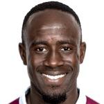 Albert Adomah headshot