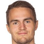 Benjamin Hjertstrand foto do rosto