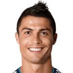 Cristiano Ronaldo headshot