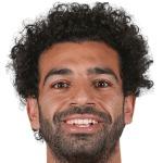 Fotoretrato de Mohamed Salah