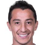 Andrés Guardado headshot