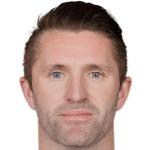 Robbie Keane Portrait